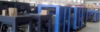 东元电机应用于压缩机行业